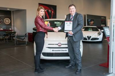 Young Driver Wins Brand New Car thanks to Good Egg Drivers Programme!