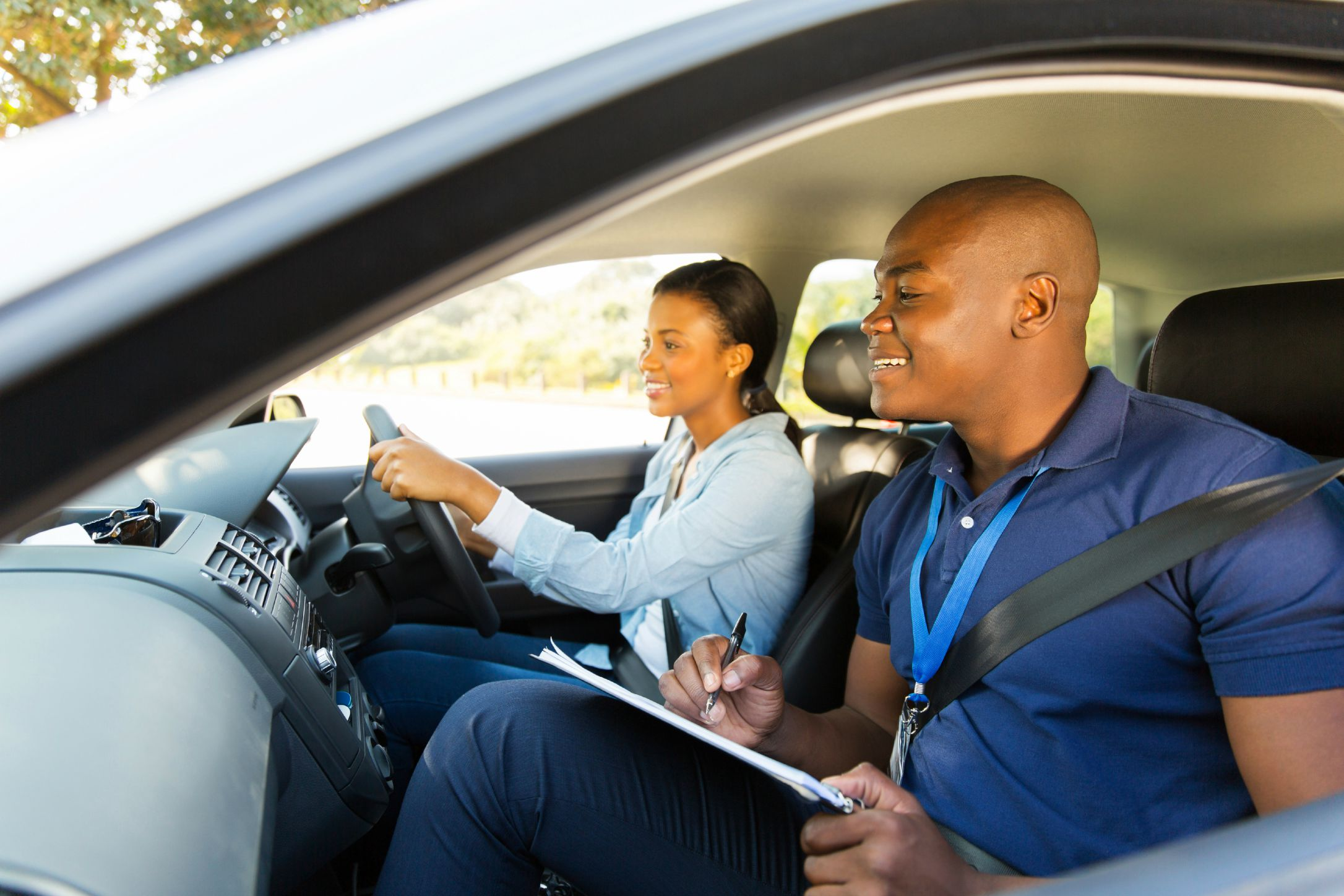 2 Choosing a driving instructor